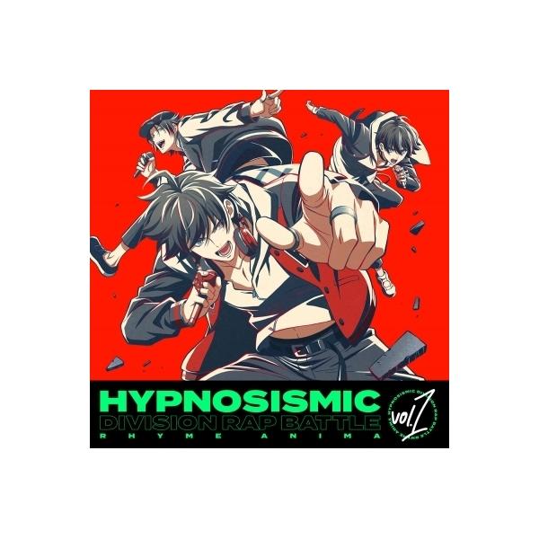 【送料無料】 ヒプノシスマイク -Division Rap Battle- Rhyme Anima 1【完全生産限定版】【BLU-RAY DISC】