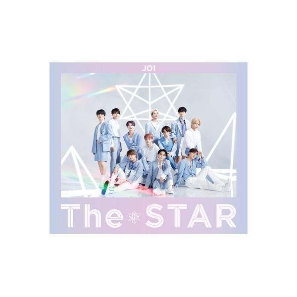 【送料無料】 JO1 / The STAR 【通常盤】(CD+SOLO POSTER)【CD】