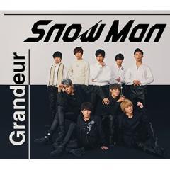 Snow Man / Grandeur 【初回盤A】(+DVD)【CD Maxi】