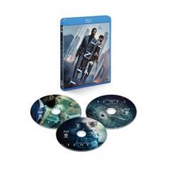 【送料無料】 TENET テネット ブルーレイ & DVDセット (3枚組 / ボーナス・ディスク付)【BLU-RAY DISC】