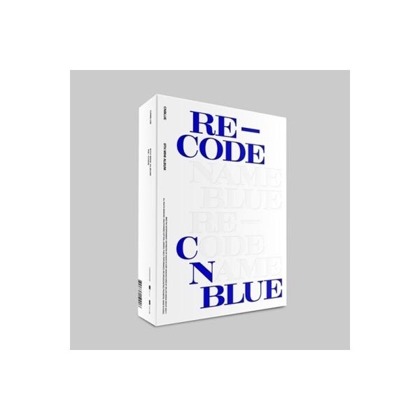 CNBLUE シーエヌブルー / 8th Mini Album:  RE-CODE (Standard Ver.)【CD】