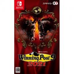 【送料無料】 【Nintendo Switch】Winning Post 9 2021の画像