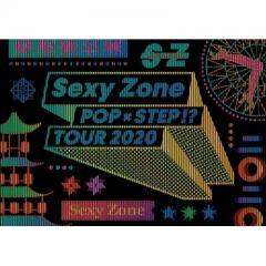 【送料無料】 Sexy Zone / Sexy Zone POP×STEP!? TOUR 2020【初回限定盤】+α(Blu-ray)【BLU-RAY DISC】