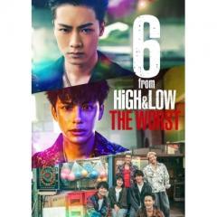 【送料無料】 6 from HiGH & LOW THE WORST(初回仕様)【Blu-ray Disc2枚組】【BLU-RAY DISC】