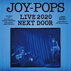 【送料無料】 JOY-POPS(村越弘明+土屋公平) / JOY-POPS LIVE 2020 NEXT DOOR (2CD)【CD】
