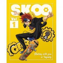 【送料無料】 SK∞ エスケーエイト Vol.1【完全生産限定版】【BLU-RAY DISC】