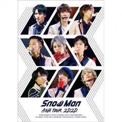 【送料無料】 Snow Man / Snow Man ASIA TOUR 2D.2D. (3DVD)【DVD】