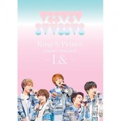 【送料無料】 King & Prince / King  &  Prince CONCERT TOUR 2020 ~L & ~(Blu-ray)【BLU-RAY DISC】