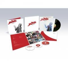 【送料無料】 Japan ジャパン / Quiet Life (Deluxe Box Set)(アナログレコード+3CD)【LP】