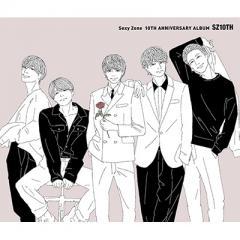 【送料無料】 Sexy Zone / SZ10TH【期間限定スペシャルプライス盤】(3CD)【CD】