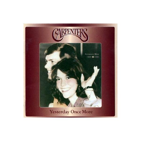 Carpenters カーペンターズ / Yesterday Once More【CD】