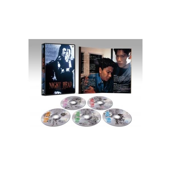 10%OFFクーポン対象商品 【送料無料】 ナイトヘッド DVD BOXセット【DVD】 クーポンコード:52RFBAW
