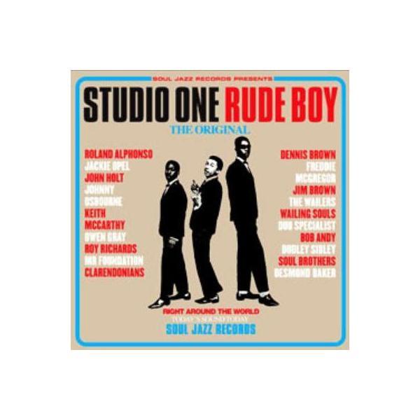 オムニバス(コンピレーション) / Studio One Rude Boy【LP】