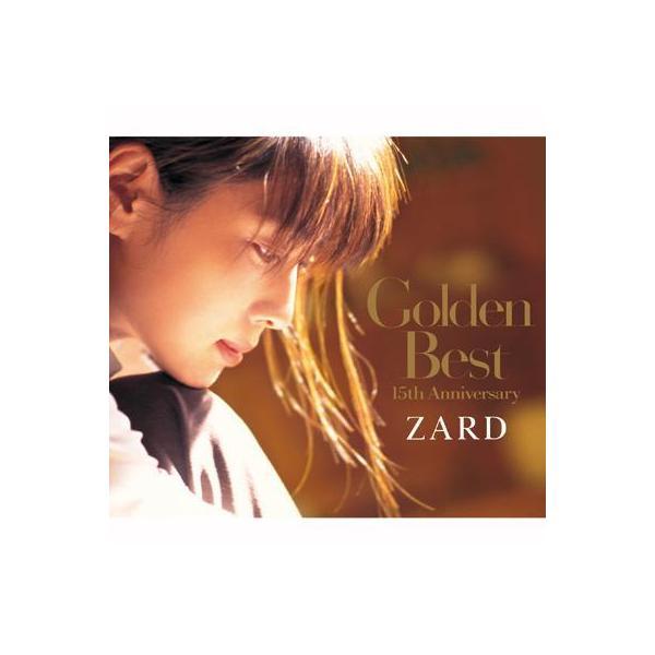 ZARD ザード / Golden Best 15th Anniversary【CD】