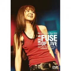 10%OFFクーポン対象商品 【送料無料】 倉木麻衣 クラキマイ / Live Tour 2005:  Like A Fuse Oflove【DVD】 クーポンコード:YVDDB37