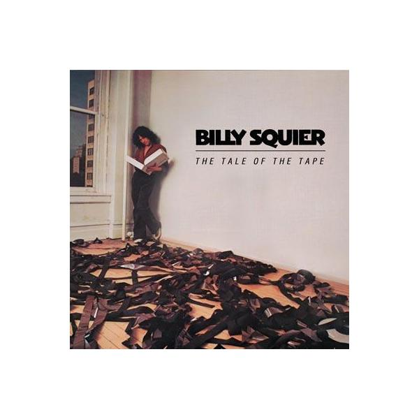 Billy Squier ビリースクワイア / Tale Of The Tape 【CD】
