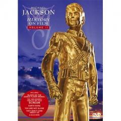Michael Jackson マイケルジャクソン / History On Film:  VolumeII【DVD】