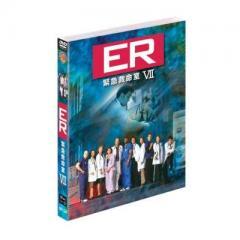 ワーナーTVシリーズ: : ER 緊急救命室<セブンス>セット1【DVD】