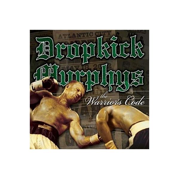 Dropkick Murphys ドロップキックマーフィーズ / Warrior's Code【LP】