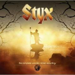 STYX スティックス / Complete Wooden Nickel Recordings【CD】