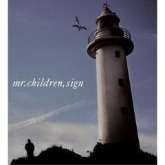 Mr.Children / sign【CD Maxi】