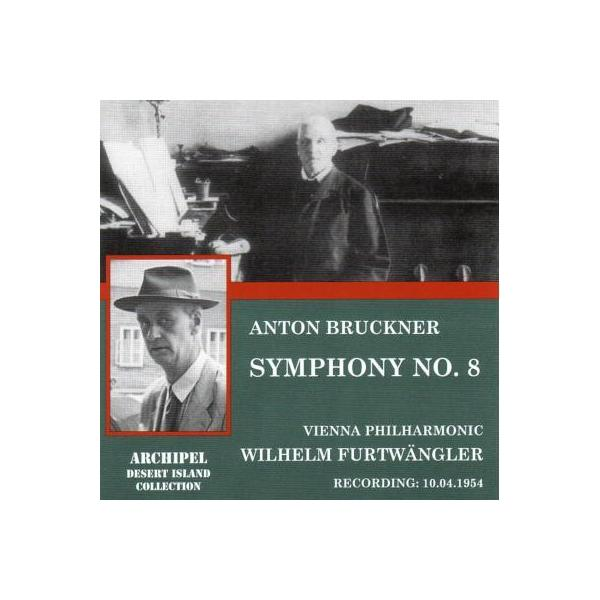Bruckner ブルックナー / Sym.8:  Furtwangler  /  Vpo (1954)【CD】