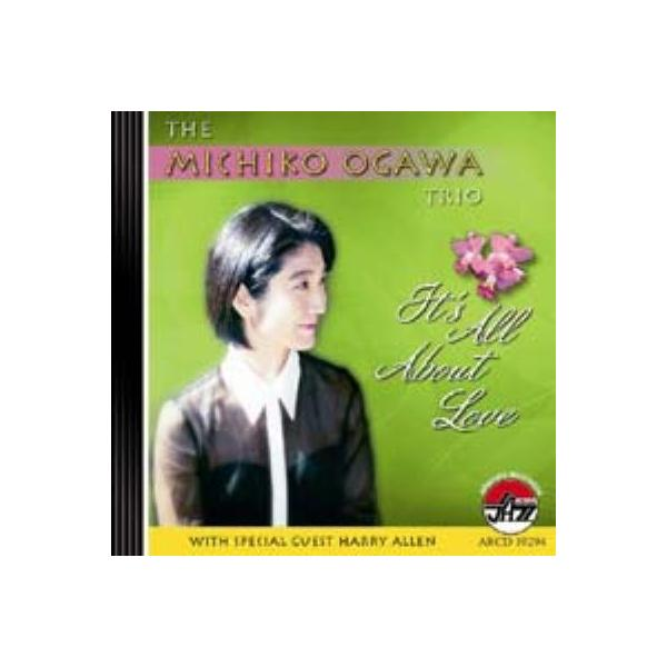 小川理子 / It's All About Love【CD】