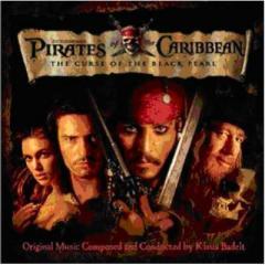パイレーツ オブ カリビアン  / Pirates Of The Caribbean:  Thecurse Of The Black Pearl【CD】
