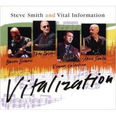 Vital Information (Steve Smith) / Vitalization【CD】