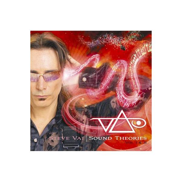 Steve Vai スティーブバイ / Sound Theories:  Vol.1  &  2【CD】