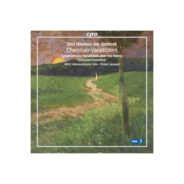 レズニチェク(1860-1945) / 管弦楽曲集 M.ユロフスキ&ケルン放送交響楽団【CD】
