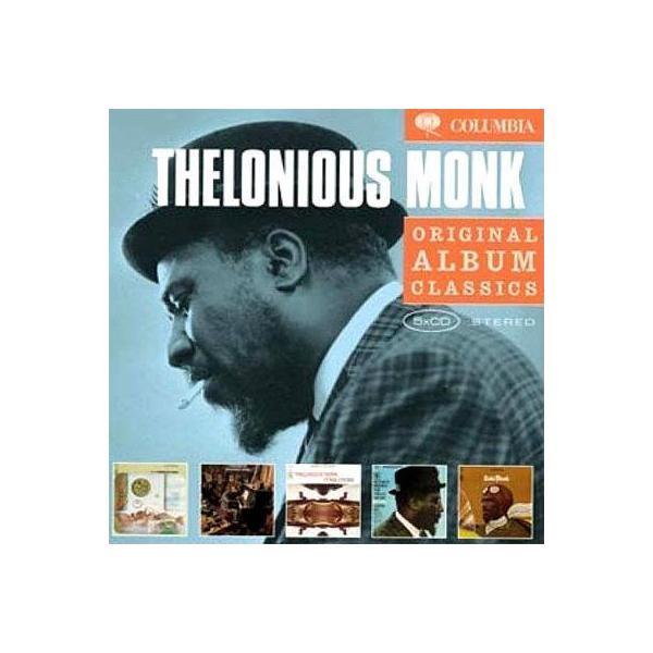 Thelonious Monk セロニアスモンク / Original Album Classics【CD】