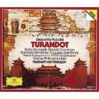 Puccini プッチーニ / 歌劇『トゥーランドット』全曲 カラヤン&ウィーン・フィル、ドミンゴ、リッチャレッリ(2CD)【CD】