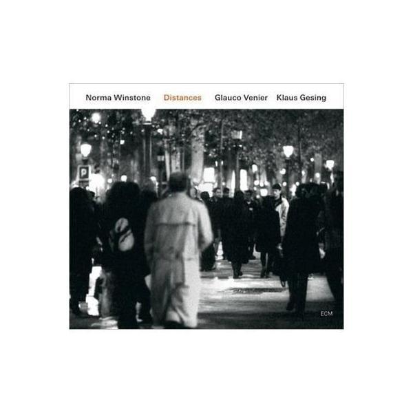 Norma Winstone ノーマウィンストン / Distances【CD】