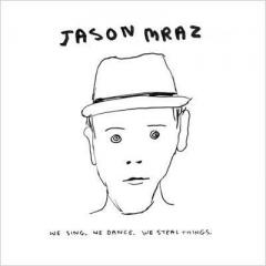 Jason Mraz ジェイソンムラーズ / We Sing,  We Dance,  We Steal Things【CD】