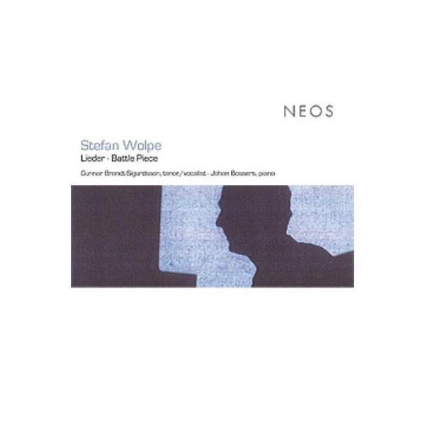 ヴォルペ、シュテファン(1902-1972) / 歌曲集 ブラント=ジーグルトソン(T, Vo)、ボッセルス(P)【CD】