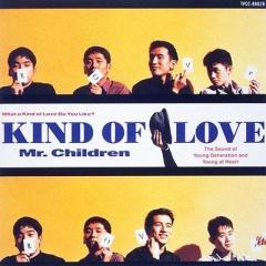 Mr.Children / KIND OF LOVE【CD】