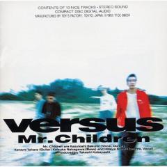 Mr.Children / Versus【CD】