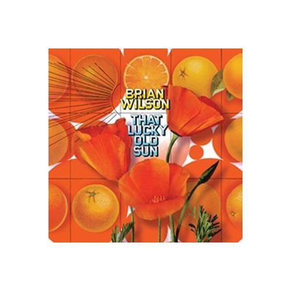 Brian Wilson ブライアンウィルソン (ビーチボーイズ) / That Lucky Old Sun 【LP】