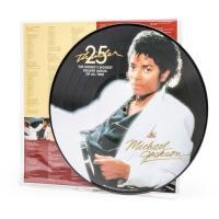 Michael Jackson マイケルジャクソン / Thriller 25周年記念盤 (ピクチャー盤 / アナログレコード)【LP】