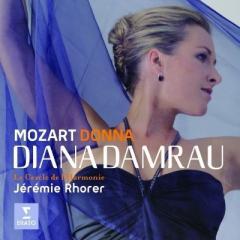 Mozart モーツァルト / オペラ&コンサート・アリア集 ダムラウ、ロレール&ル・セルクル・ドゥラルモニー【CD】