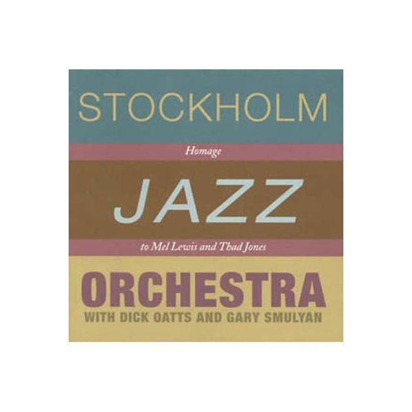 Stockholm Jazz Orchestra / Homage【CD】