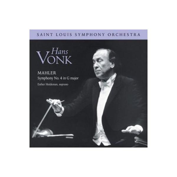 Mahler マーラー / 交響曲第4番 フォンク&セントルイス交響楽団、ハイデマン【CD】