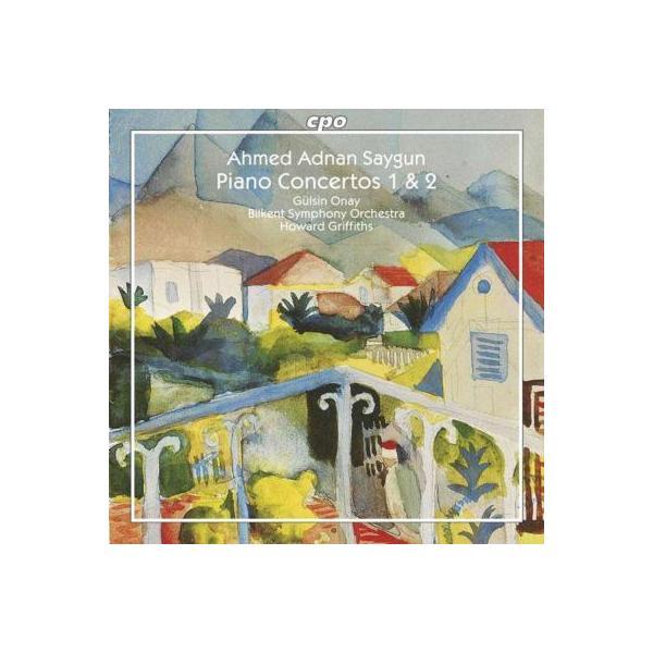 サイグン(1907-1991) / ピアノ協奏曲第1番、第2番 オーネイ(p)、グリフィス&ビルケント響【CD】