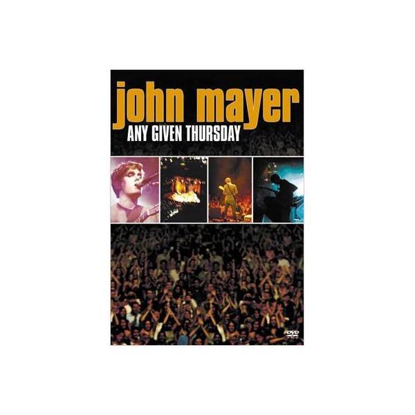 John Mayer ジョンメイヤー / Any Given Thursday【DVD】