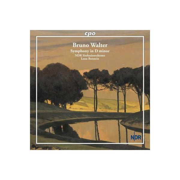 ワルター、ブルーノ(1876-1962) / 交響曲 ボツスタイン&北ドイツ放送交響楽団【CD】