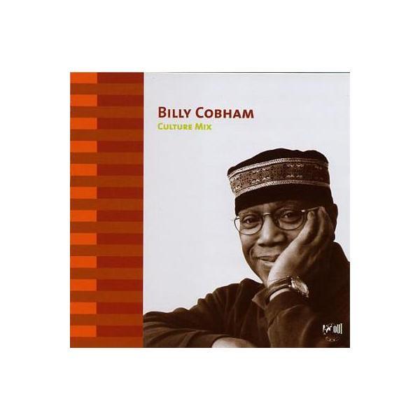 Billy Cobham ビリーコブハム / Culture Mix【CD】