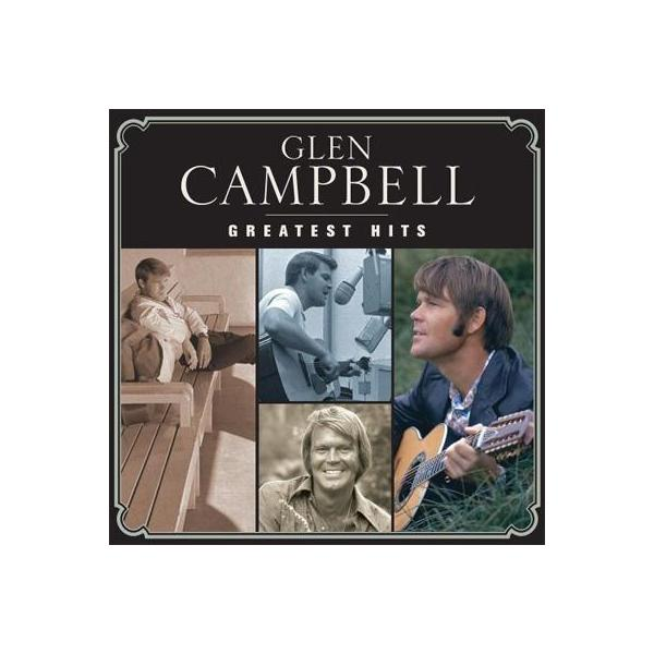 Glen Campbell グレンキャンベル / Greatest Hits【CD】