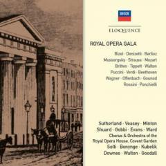 Opera Classical / ロイヤル・オペラ・ガラ コヴェント・ガーデン王立歌劇場管、ショルティ、ダウンズ、クーベリック、グッドオール指揮、サザーランド、ミントン、ゴッビ、他(2CD)【CD】