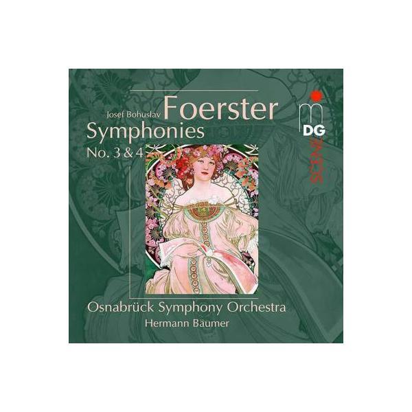 フェルステル(1859-1951) / 交響曲第3番、第4番 ボイマー&オスナブリュック交響楽団【CD】